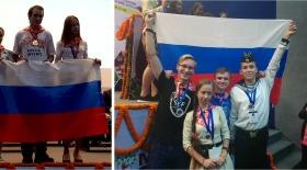 Российские школьники завоевали 2 золотые, 3 серебряные и 1 бронзовую медаль на Международной выставке молодых изобретателей в Индии