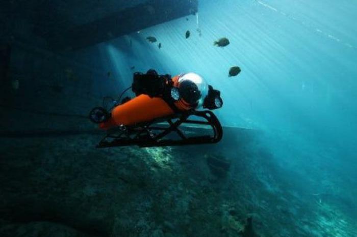 Ученые соберут первого в России полностью автономного подводного робота