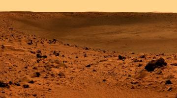 В Гарварде придумали, как «оживить» Марс